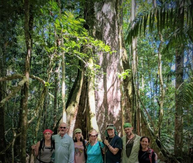 Retreat in Equador